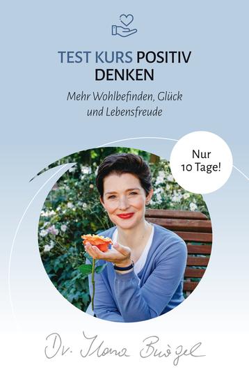 Positives Denken lernen in 10 Tagen - Der Schnupperkurs - cover