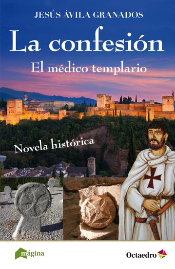 La confesión - El médico templario - cover