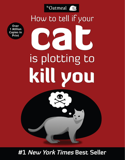 How to Tell If Your Cat Is Plotting to Kill You - cover