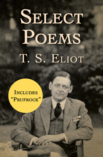 Select Poems - cover