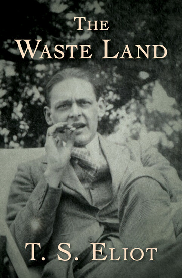 The Waste Land - cover