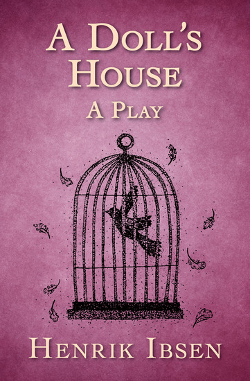 A Doll's House - A Play - cover