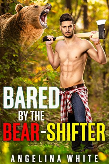 Bared By The Bear Shifter - cover