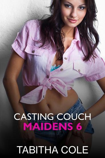 Casting Couch Maidens 6 - cover
