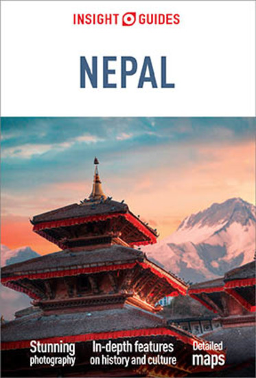 Insight Guides Nepal (Travel Guide eBook) - cover