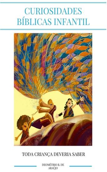 Curiosidades Bíblicas infantil - cover