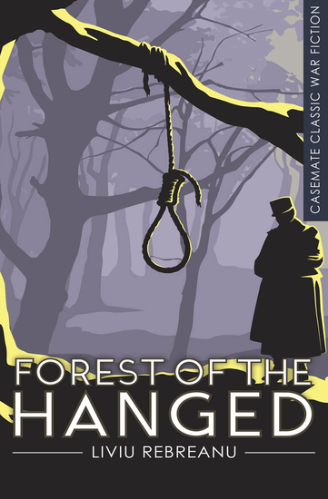 Forest of the Hanged - A Novel - cover