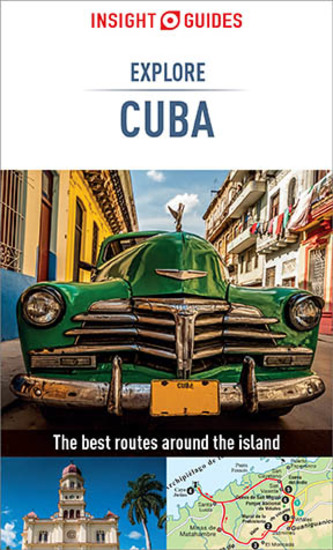 Insight Guides Explore Cuba - cover