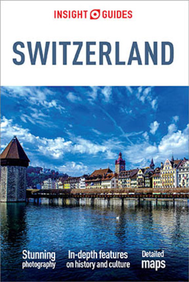 Insight Guides Switzerland - cover