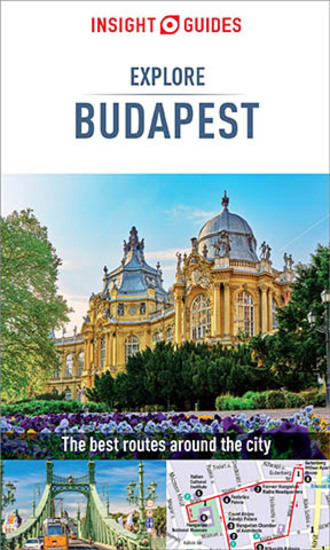 Insight Guides Explore Budapest - cover