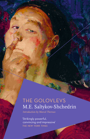 The Golovlevs - cover