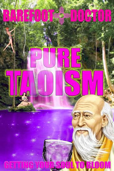 Pure Taoism - getting your soul to bloom - cover