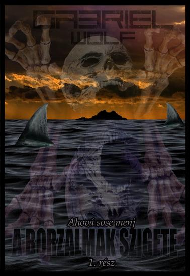 A borzalmak szigete - cover