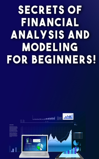 Secrets of Financial Analysis and Modelling For Beginners - cover