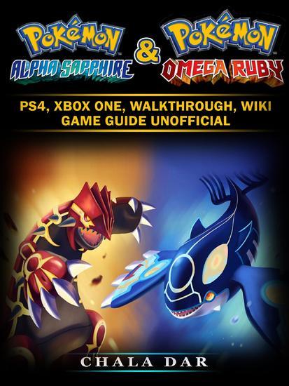 Pokemon Omega Ruby & Alpha Sapphire - Pokedex Walkthrough ...