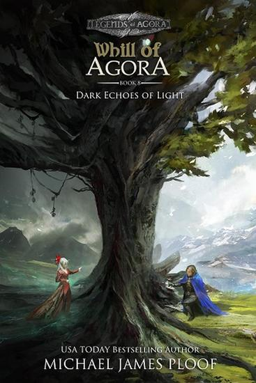 Dark Echoes of Light - Whill of Agora #8 - cover