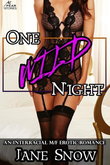 One Wild Night - Three Wild Nights #1 - cover
