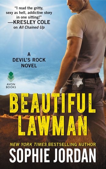 Beautiful Lawman - A Devil's Rock Novel - cover