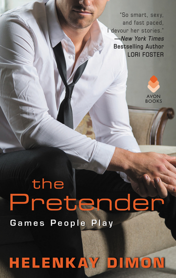 The Pretender - Games People Play - cover