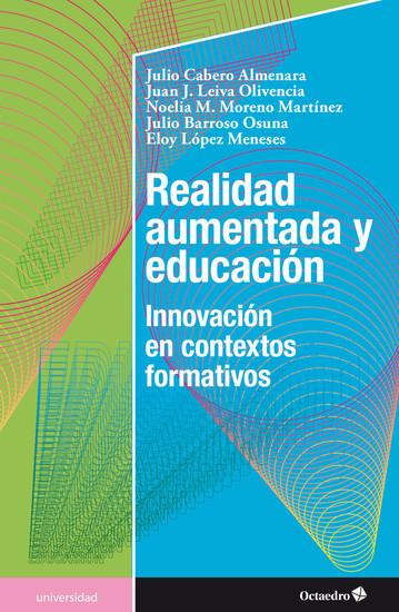 Realidad aumentada y educación - Innovación en contextos formativos - cover