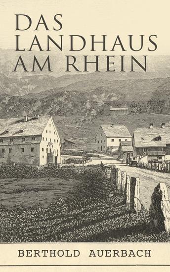 Das Landhaus am Rhein - cover