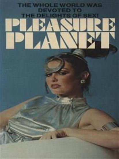 Pleasure Planet - Adult Erotica - cover