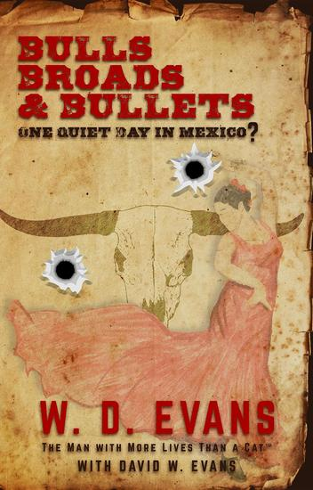 Bulls Broads & Bullets - One Quiet Day in Mexico? - cover