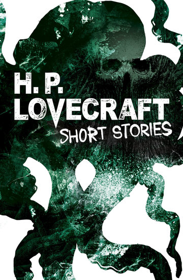 H P Lovecraft Short Stories - cover