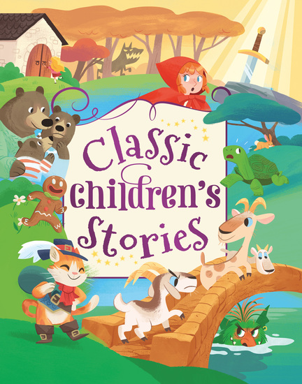 Classic Children's Stories - cover
