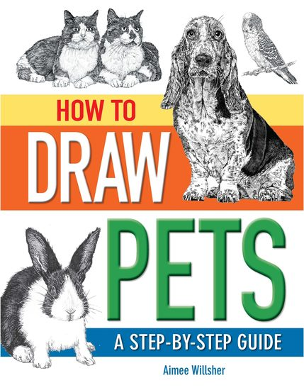 How To Draw Pets - A Step-by-Step Guide - cover