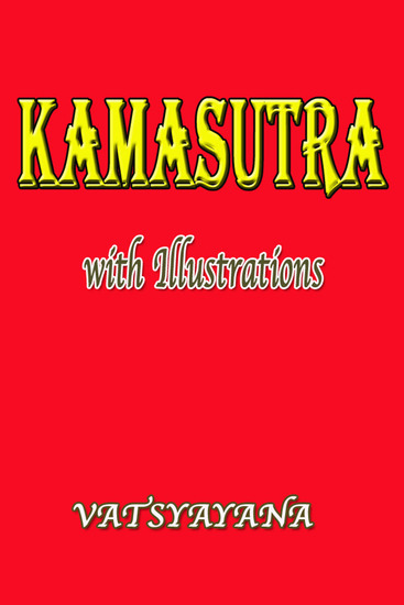 Kamasutra with Illustrations - cover