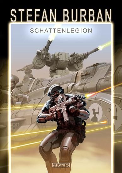 Das gefallene Imperium 4: Schattenlegion - cover