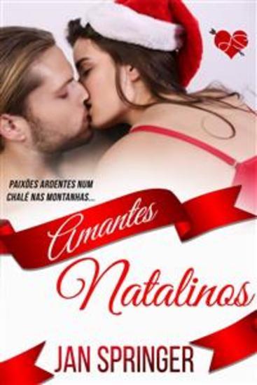 Amantes Natalinos - cover