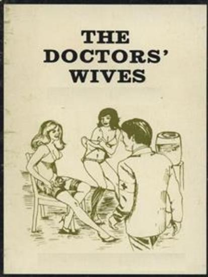 The Doctors' Wives - Adult Erotica - cover
