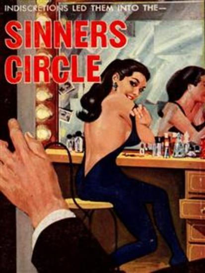 Sinners Circle - Adult Erotica - cover