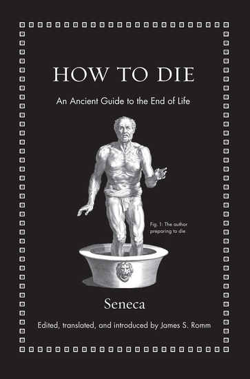 How to Die - An Ancient Guide to the End of Life - cover