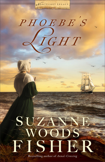 Phoebe's Light (Nantucket Legacy Book #1) - cover