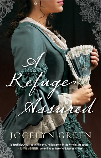 A Refuge Assured - cover