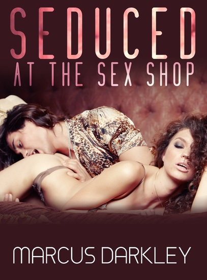 Seduced At The Sex Shop - cover