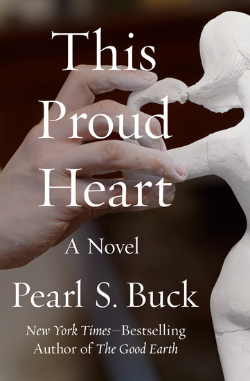 This Proud Heart - A Novel - cover