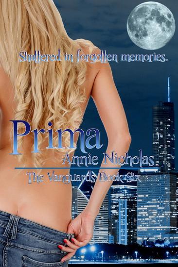 Prima - VANGUARDS #6 - cover
