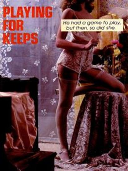Playing For Keeps - Adult Erotica - cover