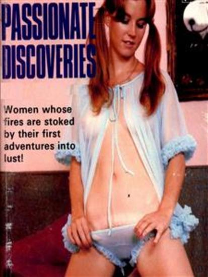 Passionate Discoveries - Adult Erotica - cover