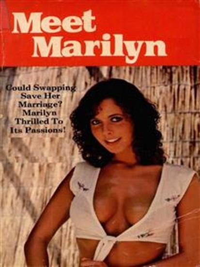 Meet Marilyn - Adult Erotica - cover