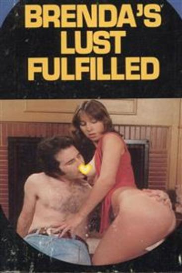 Brenda's Lust Fulfilled - Erotic Novel - cover