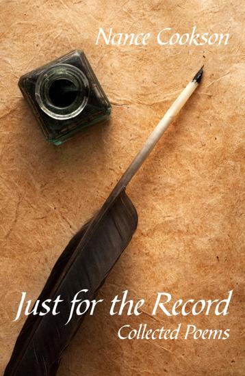 Just for the Record - Collected Poems - cover