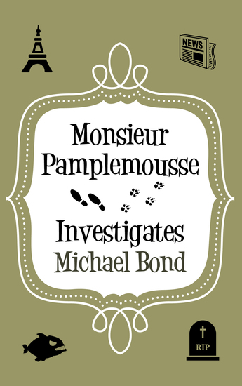 Monsieur Pamplemousse Investigates - cover