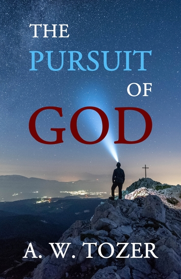 The Pursuit of God - cover