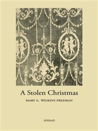 A Stolen Christmas - cover