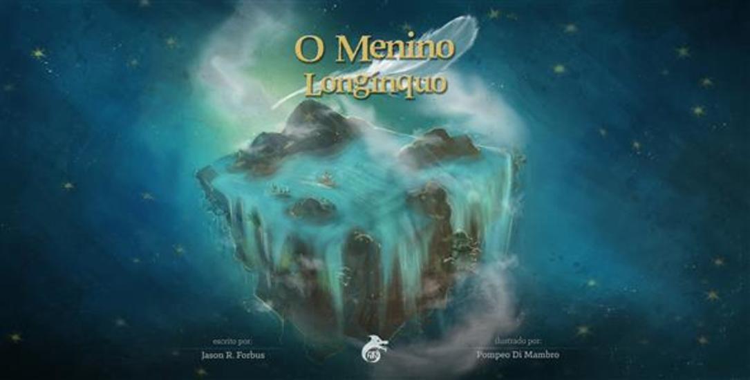 O Menino Longínquo - cover